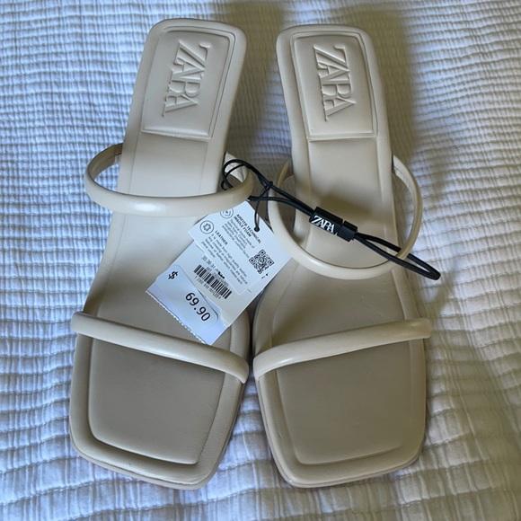 Zara Heeled Sandal